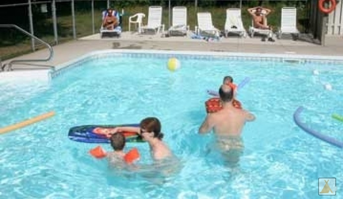 Bare Oaks Family Naturist Park Campground And Rvpark In East Gwillimbury On Canada