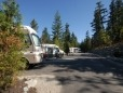 Partial Service RV Sites