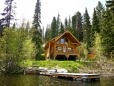 Lakefront cabin 15